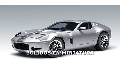 Shelby Ford Gr1 Concept Muscle Megacar - Autoart 1/18
