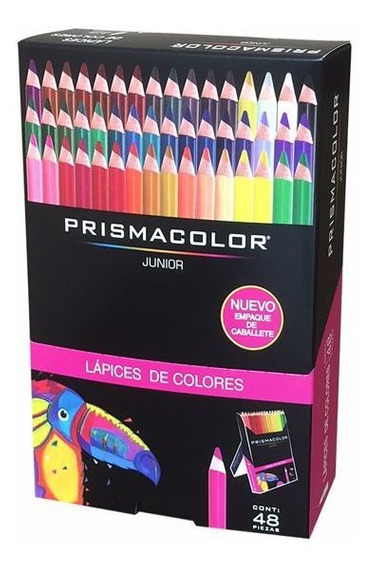 48 Prismacolor Junior Original Colores
