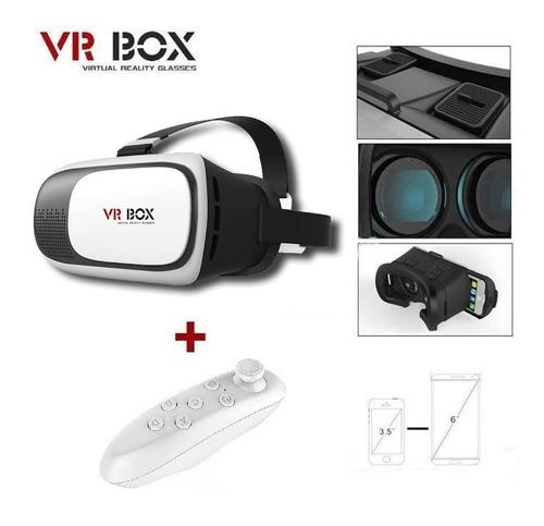 Gafas De Realidad Virtual + Control Bluetooth