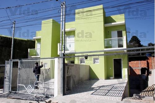 Casa Sobrado A Venda Em Parque Santa Teresa  -  Carapicuíba - 30645
