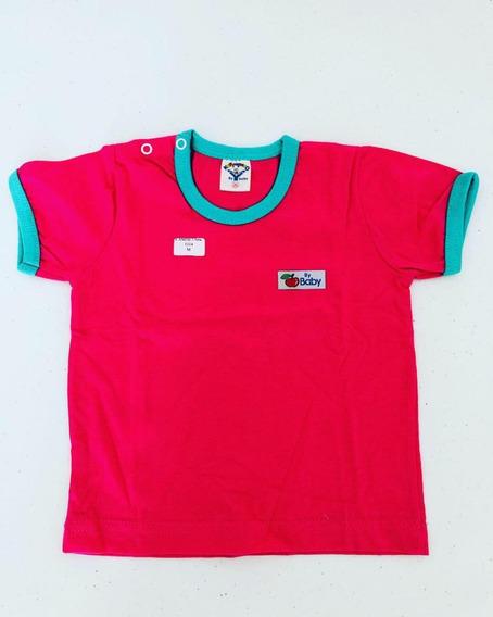 Camiseta Basica Infantil