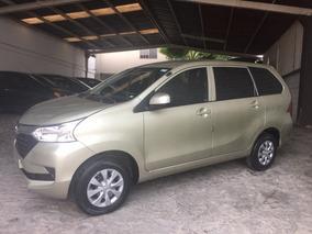 Toyota Avanza 1.5 Premium Automatica 2016,