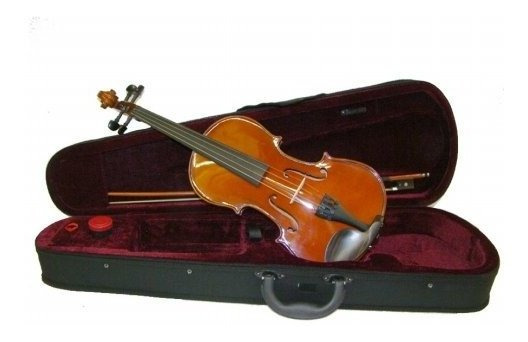 Merano Ma400 16.5 Ebony Fitting Viola Con Case, Bow+ext ©