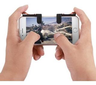 Gamepad, Joystick De Smartphone O Tablet. Botón Disparador