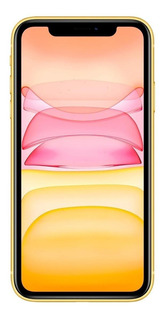 iPhone 11 Dual SIM 128 GB Amarillo 4 GB RAM
