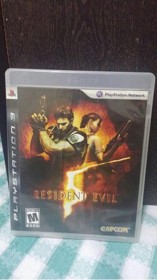 Resident Evil - Ps3 - Original