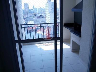 Apartamento No Tatuapé - Próximo Ao Metrô Carrão - 98 M² - 3437