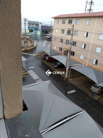 Imagem 1 de 5 de Apartamento Com 2 Dormitórios À Venda, 45 M² - Jardim Dos Colibris - Indaiatuba/sp - Ap1109