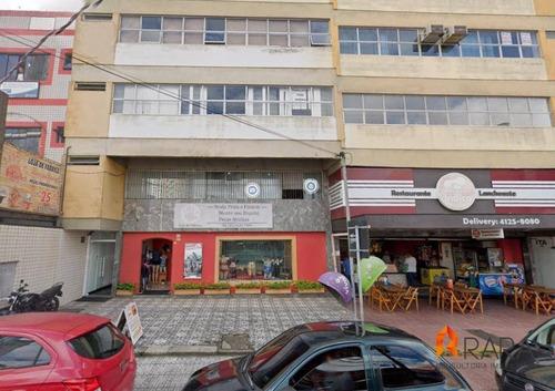 Sala Para Alugar, 75 M² Por R$ 1.240,00/mês - Jardim Do Mar - São Bernardo Do Campo/sp - Sa0188
