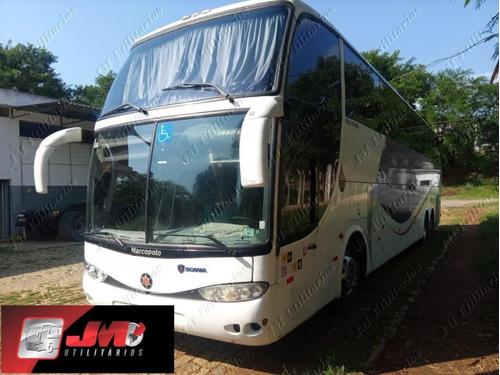 Imagem 1 de 14 de Marcopolo Paradiso Ld 1550 Ano 2008 Scania K380 Jm Cod983