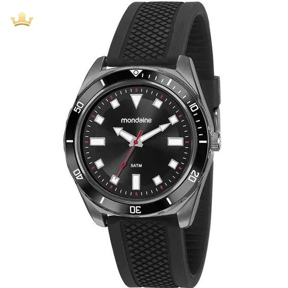 Relógio Mondaine Masculino 53769gpmvpi1 Com Nf