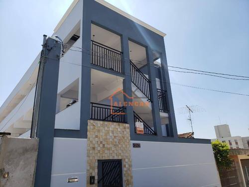 Imagem 1 de 20 de Apartamento Com 2 Dormitórios À Venda, 38 M² Por R$ 165.000,00 - Jardim Itapemirim - São Paulo/sp - Ap0346