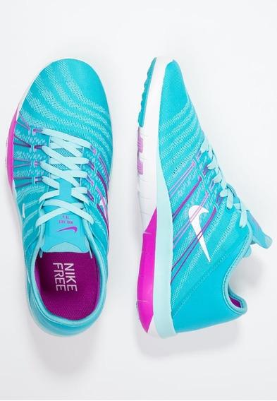 Zapatillas Nike Free Tr 6 Mujer - Talle 8.5us Nuevas!
