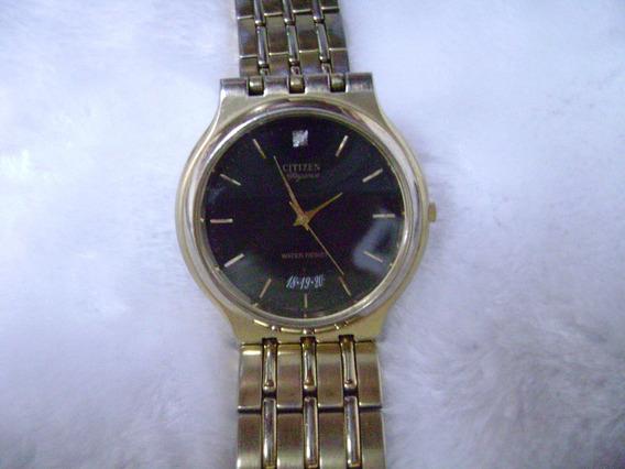 Elegante Relógio De Pulso Citizen Elegance