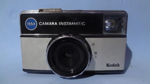 Câmera Fotográfica _ Kodak Instamatic 155x