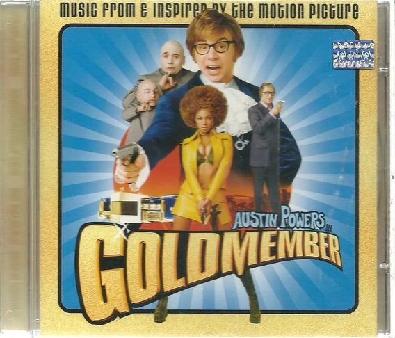 Cd Austin Powers Goldmember