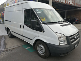 Ford Transit 2.2 Van Corta Aa Doble Puerta Lateral Custom Mt