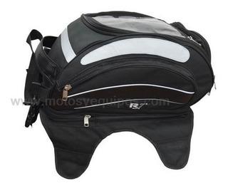 Tank Bag Racing R7-700 Negro Rider One