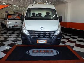 Renault Master 2016 Grand L2h2 Indicação De Serviço