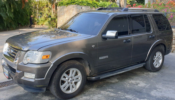 Ford Explorer 2010 Unico Dueño Blindada Nivel 3 Plus