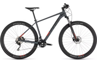 Bicicleta Cube Attention 2019 - Ciclismo Mtb - Oferta -salas