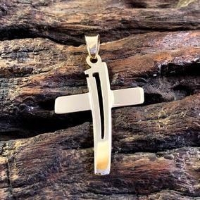 Pingente Crucifixo 5,0g - Ouro 18k - 750