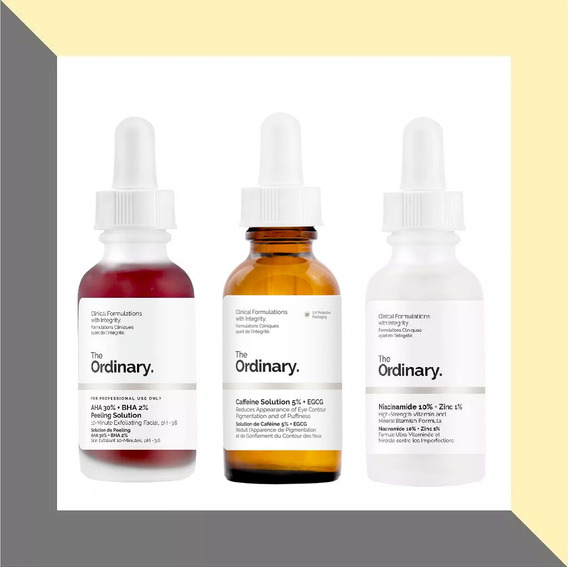 The Ordinary / Peeling Solution + Caffeine + Niacinamide