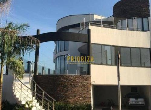 Imagem 1 de 25 de Casa À Venda, 450 M² Por R$ 2.500.000,00 - Condomínio Ibiti Reserva - Sorocaba/sp - Ca0269