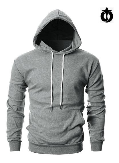 Sweater / Sueter Capucha Slim Fit