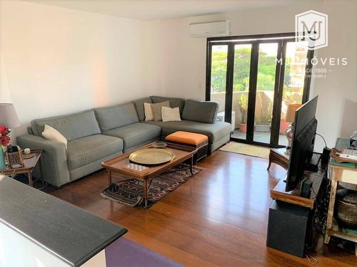 Apartamento Com 4 Dormitórios À Venda, 180 M² Por R$ 1.295.000,00 - Indianópolis - São Paulo/sp - Ap0228