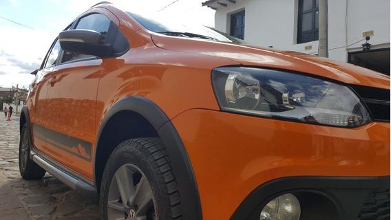 Camioneta, Volkswagen Crossfox 2012