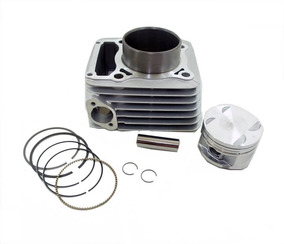 Kit Motor Xr 250 Tornado/twister (pistão, Aneis, Camisa)