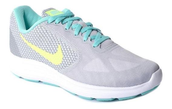 Tênis Nike Revolution 3 Feminino 819303 Envio Rápido