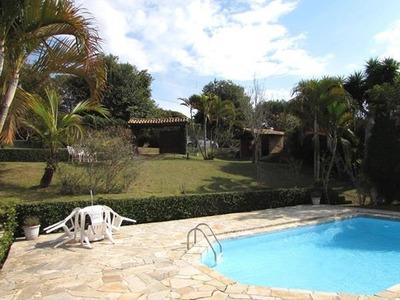 Chácara À Venda Em Condomínio Fechado, 2000 M² Por R$ 395 Mil- Mãe Dos Homens - Bragança Paulista Sp - Ch1221