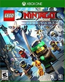 Lego Ninjago - Xone - Jogo Off-line