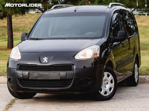 Peugeot Partner B9 Chasis Largo Habilitada 5 P Extra Full