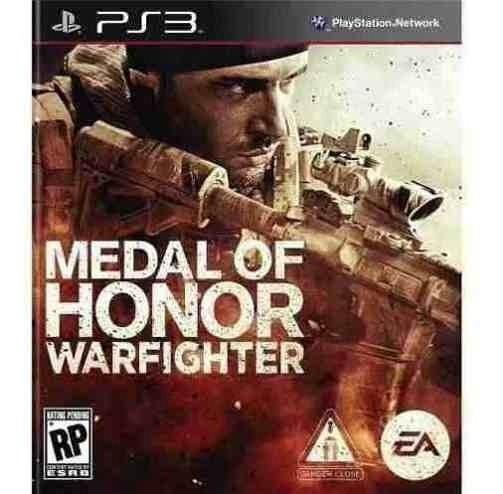 Medal Of Honor Warfighter - Jogos Ps3 Psn