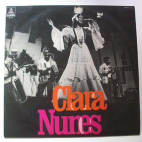 Vinil Lp Clara Nunes - Alvorecer - Excelente Estado