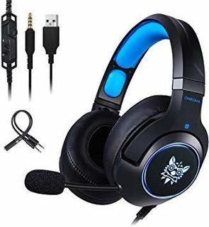 Auriculares De Sonido Envolvente Para Videojuegos Onikuma Ps