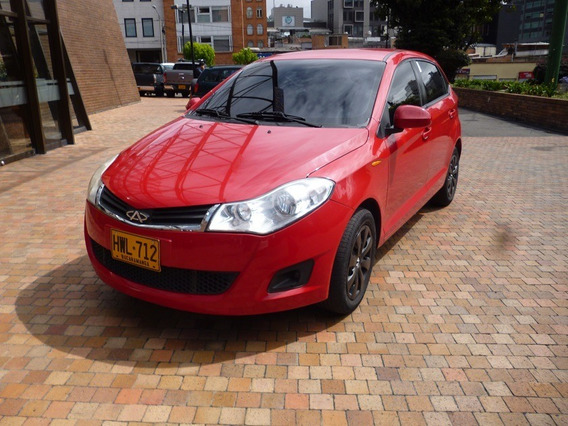 Chery Hatchback Full Equipo