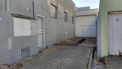 Galpão Industrial Para Venda E Locação, Recreio Campestre Jóia, Indaiatuba. - Ga0093