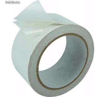 Cinta Adhesiva Bifaz Doble Faz 50 Mm X 30mts Oferta X 5 U.