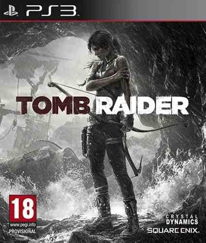 Tomb Raider 2013 Ps3 Legendas Portugues Brasil