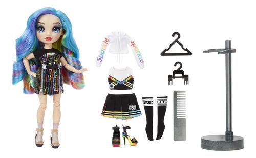 Imagem 1 de 8 de Boneca Rainbow High Fashion Amaya Raine Meninas