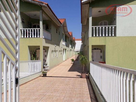 Sobrado Residencial Para Locação, Vila Santos, São Paulo. - So0065