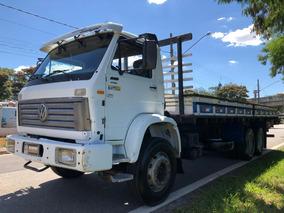 Vw 16200, 1999, Truck, Carroceria Madeira 8m!