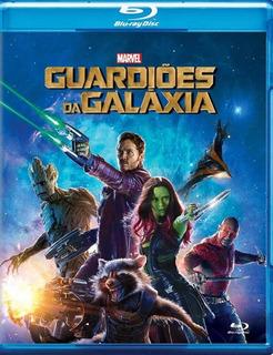 Guardiões Da Galáxia - Blu Ray Filme Ação