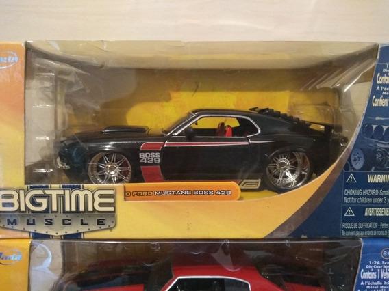 Ford Mustang Boss 429 Jada 1/24 , Frete Grátis !!