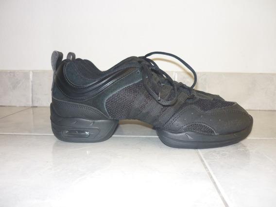 Zapatillas Jazz Sansha Skazz Tutto Nero Impecables