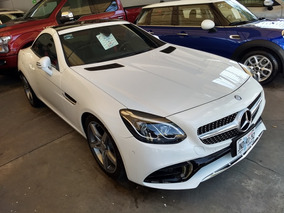 Mercedes-benz Clase Slc 2.0 200 At 2017